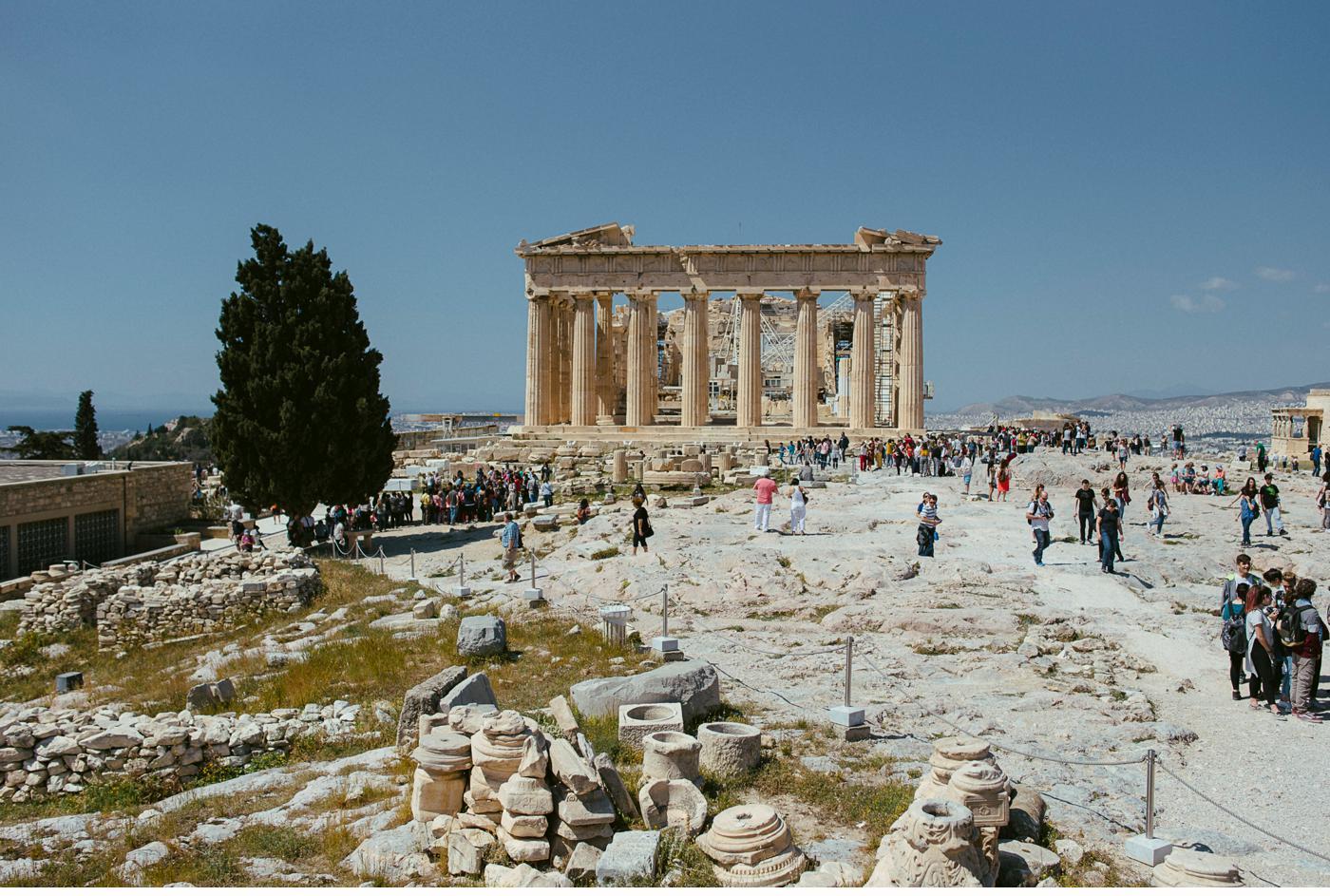 Athen, die Stadt der Götter - copyright Daniel Kempf-Seifried-8234