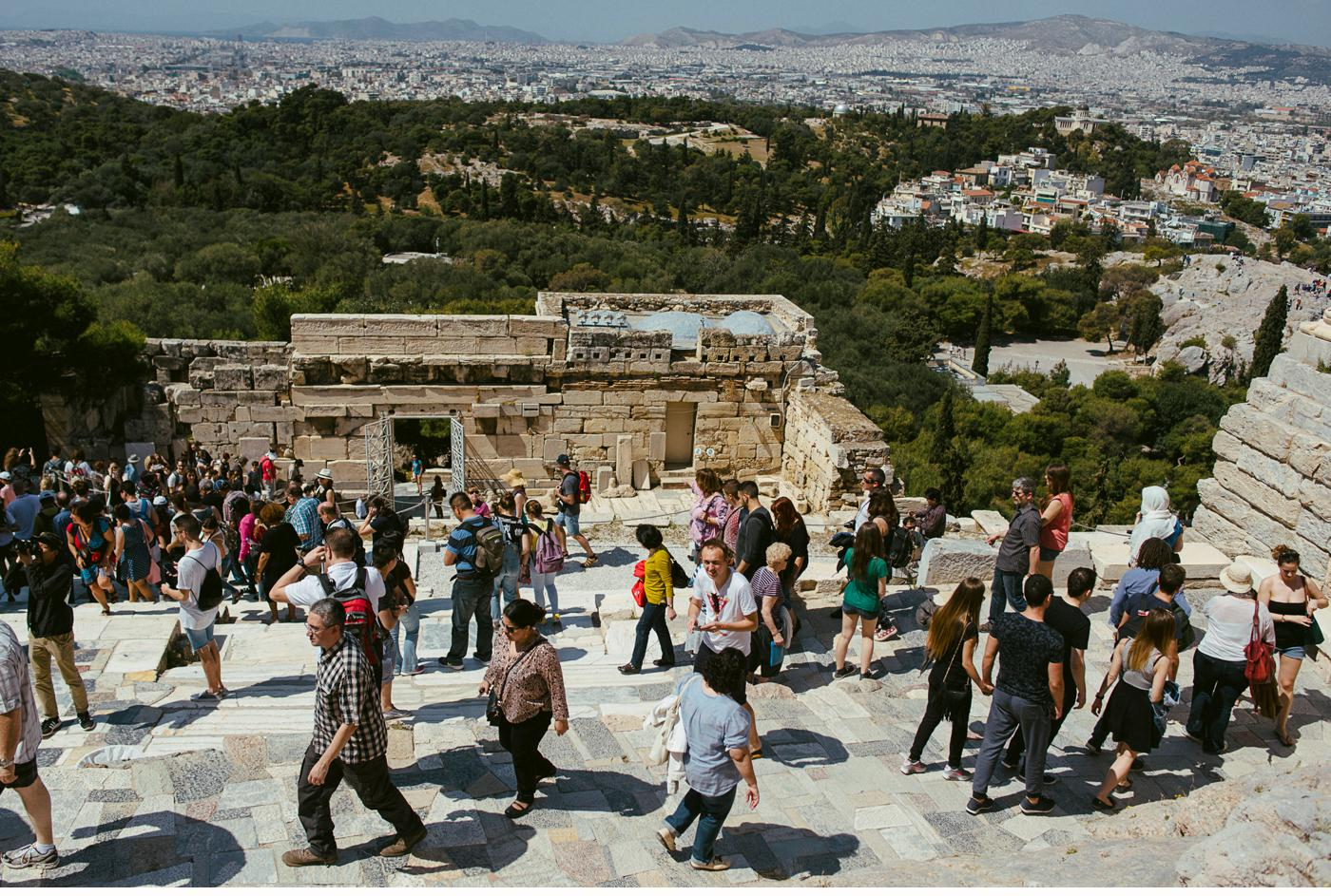 Athen, die Stadt der Götter - copyright Daniel Kempf-Seifried-8285