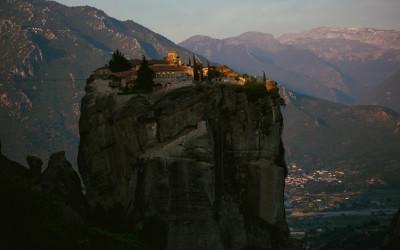 Meteora – Mystische Klosterwelt im Norden von Griechenland