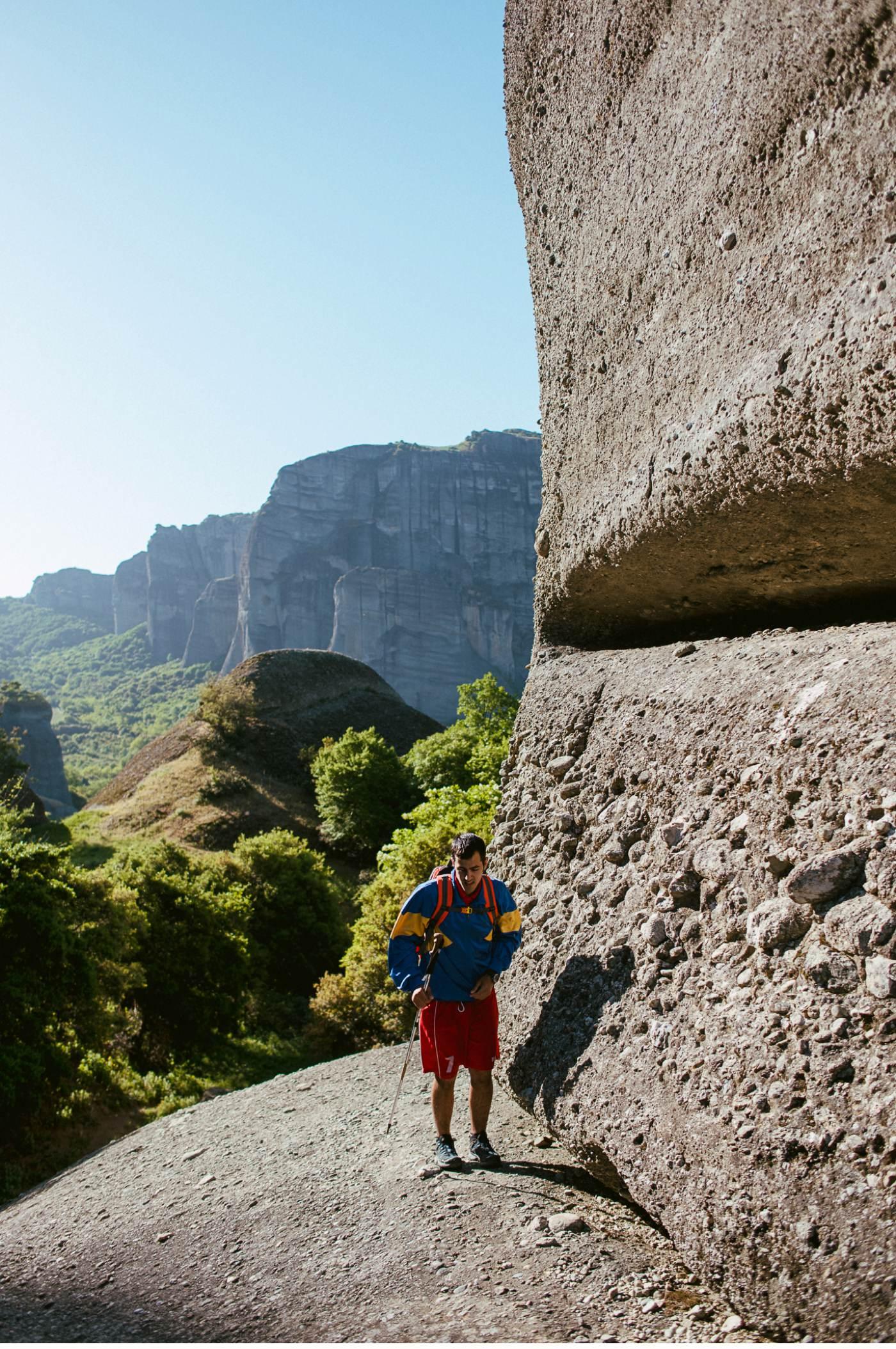 Meteora - Kalambaka - Griechenland - Klöster_0538