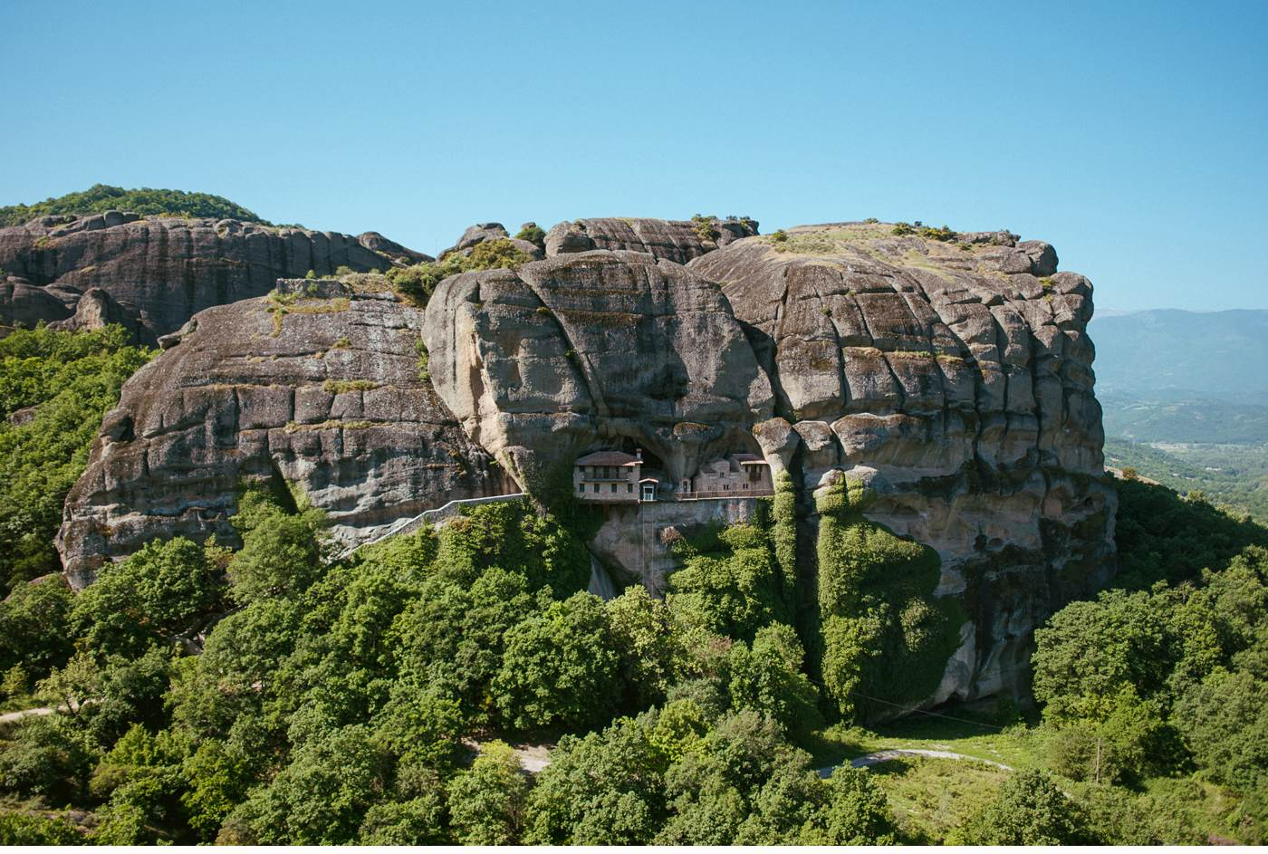 Meteora - Kalambaka - Griechenland - Klöster_0545