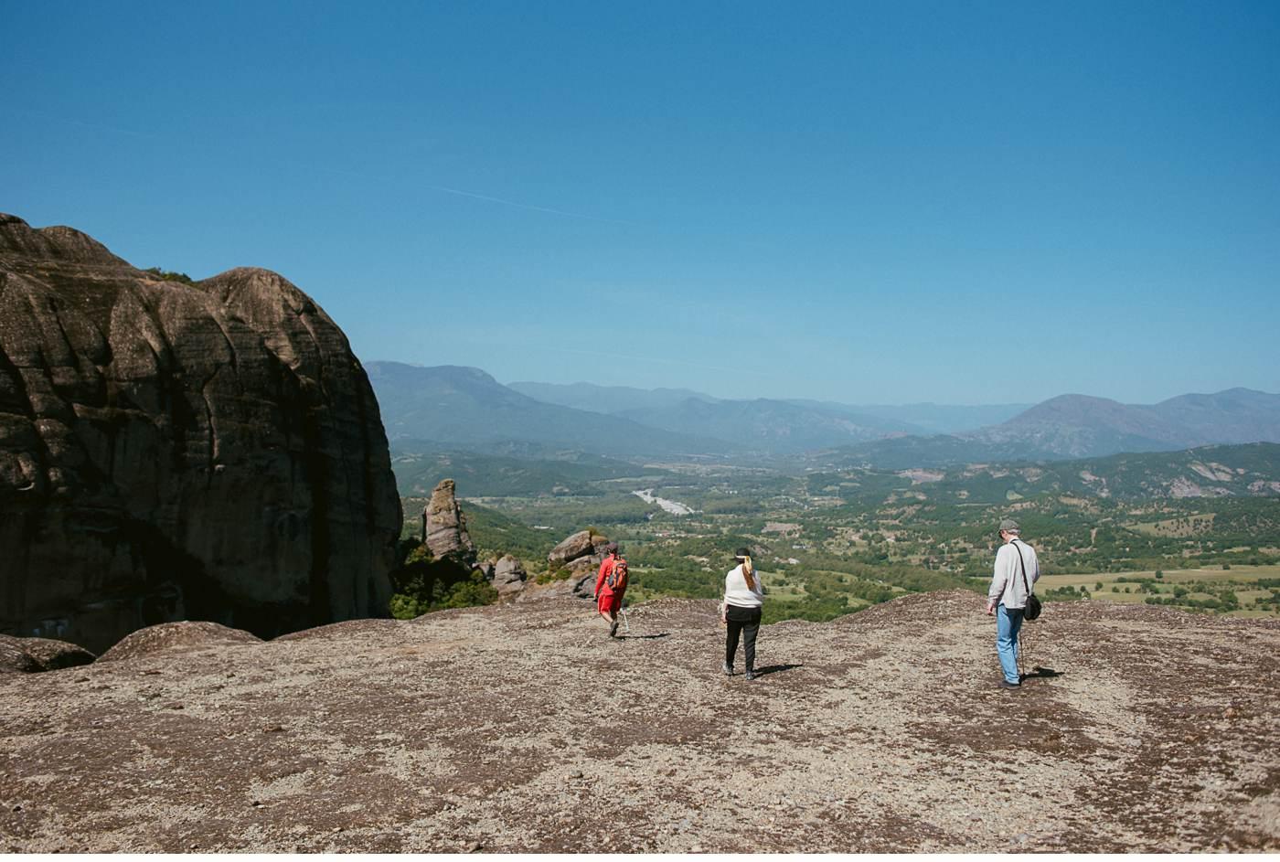 Meteora - Kalambaka - Griechenland - Klöster_0546