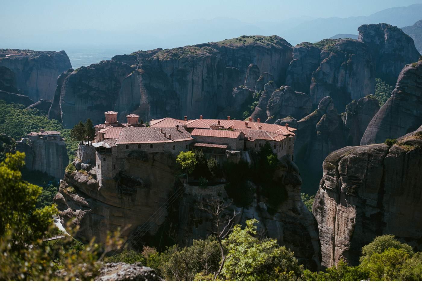 Meteora - Kalambaka - Griechenland - Klöster_0547