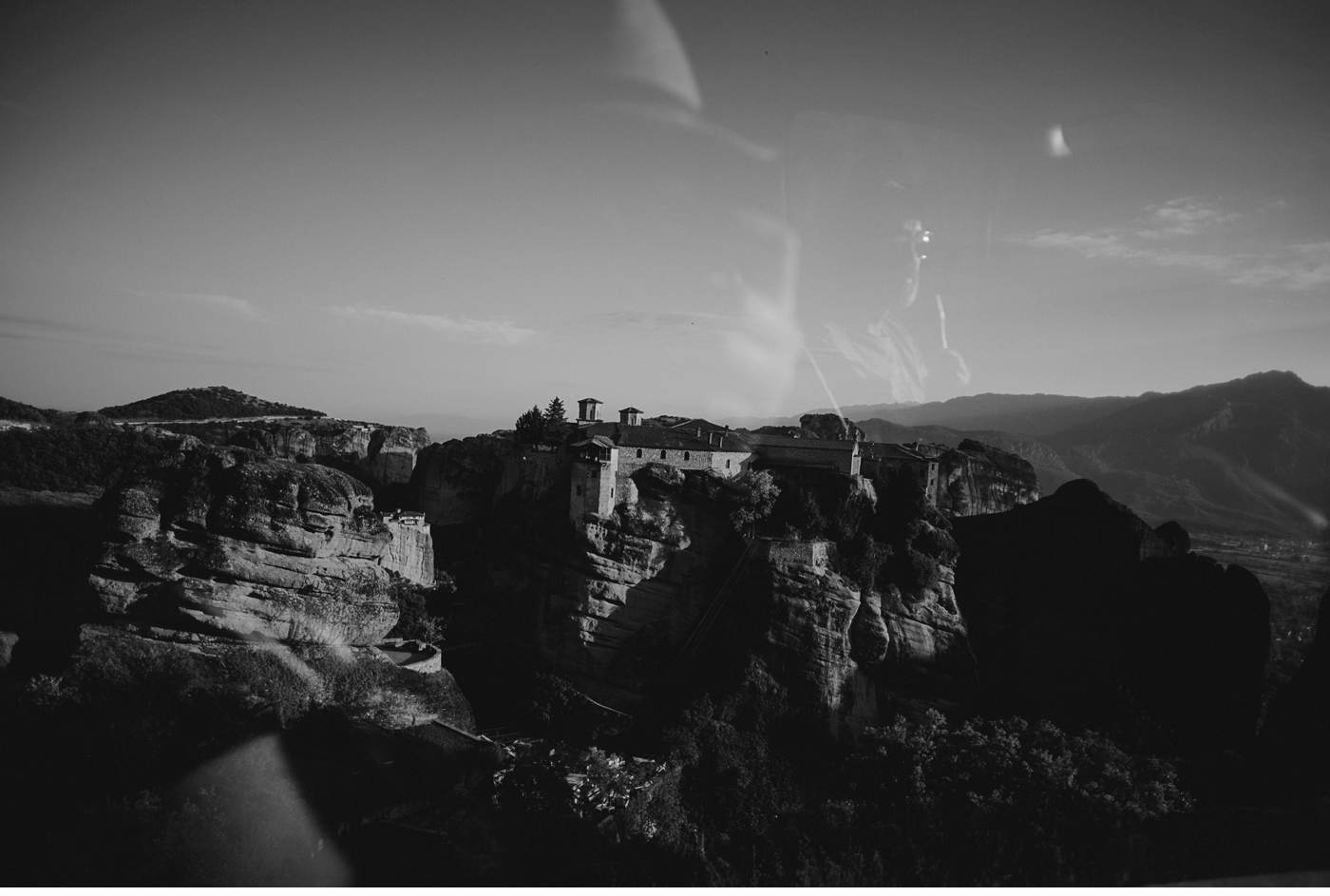 Meteora - Kalambaka - Griechenland - Klöster_0575
