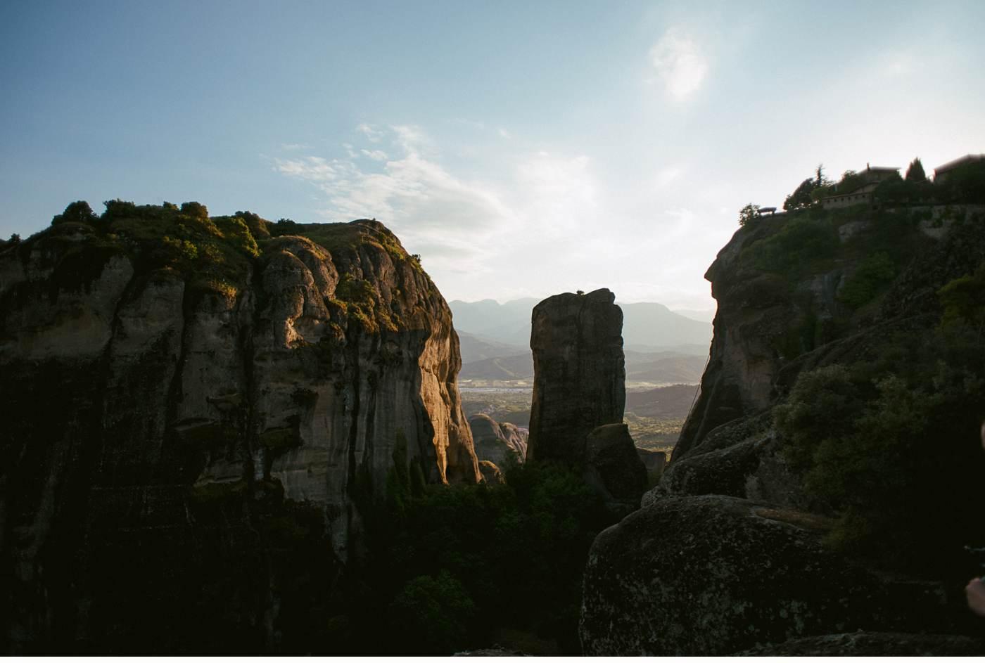 Meteora - Kalambaka - Griechenland - Klöster_0576