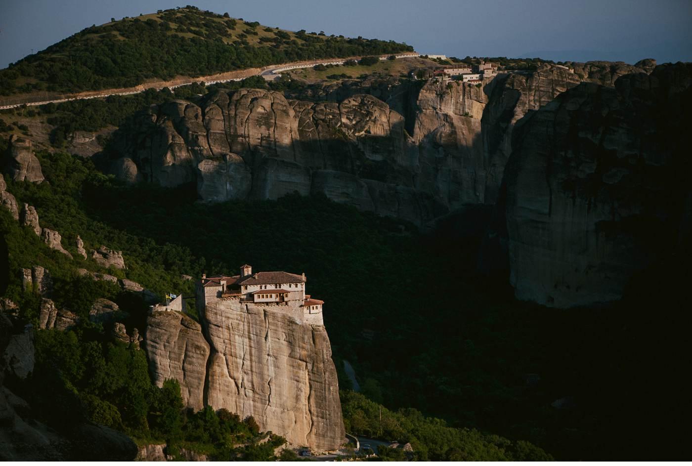 Meteora - Kalambaka - Griechenland - Klöster_0578