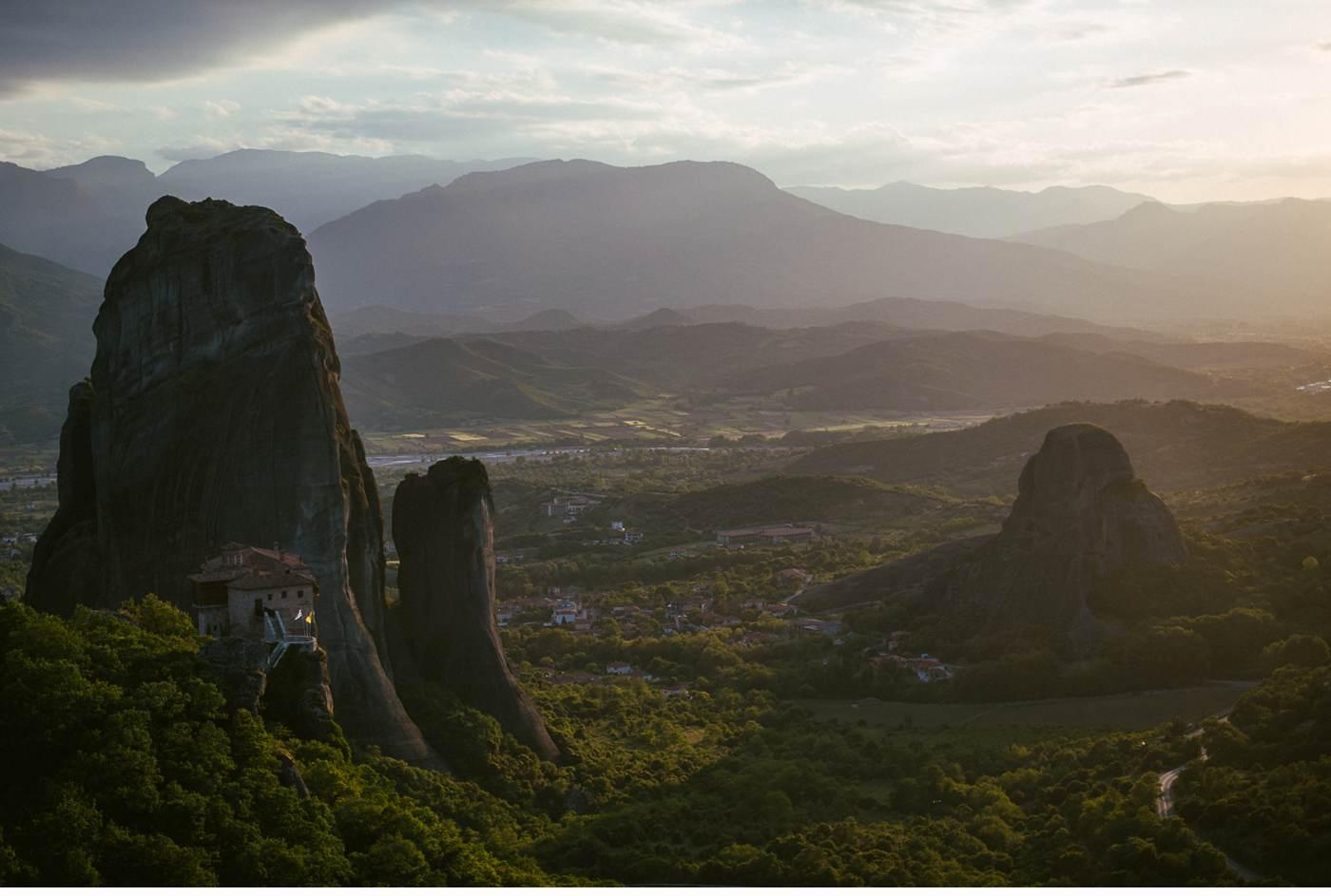 Meteora - Kalambaka - Griechenland - Klöster_0579
