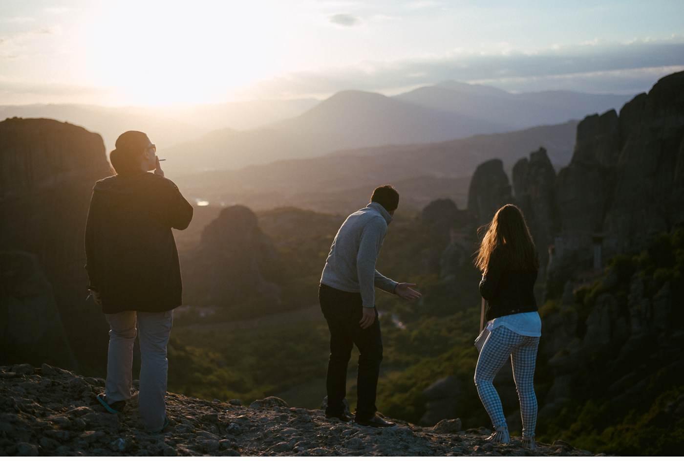 Meteora - Kalambaka - Griechenland - Klöster_0582