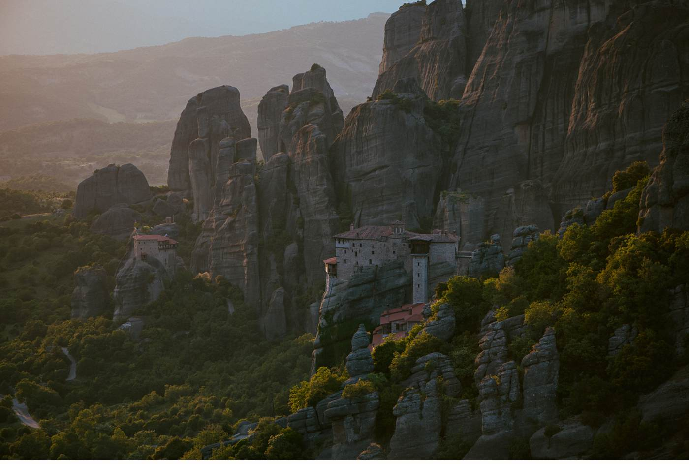 Meteora - Kalambaka - Griechenland - Klöster_0584