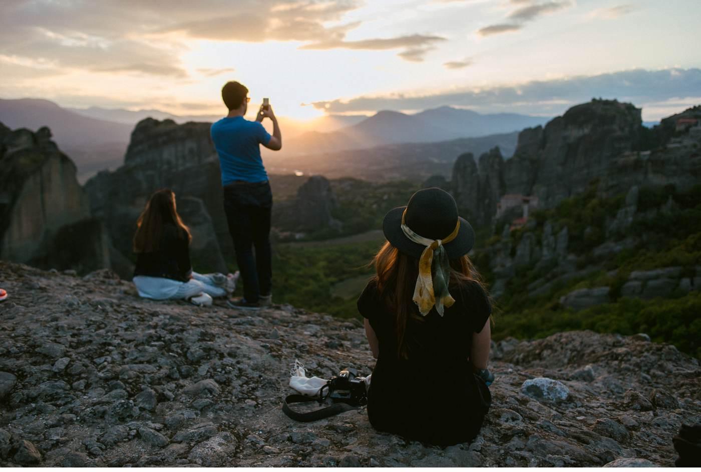 Meteora - Kalambaka - Griechenland - Klöster_0586