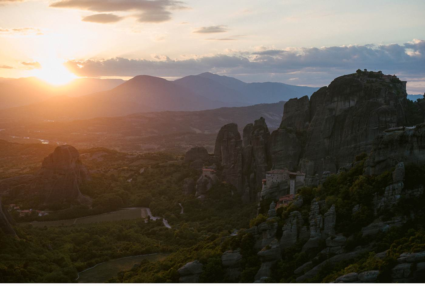 Meteora - Kalambaka - Griechenland - Klöster_0588