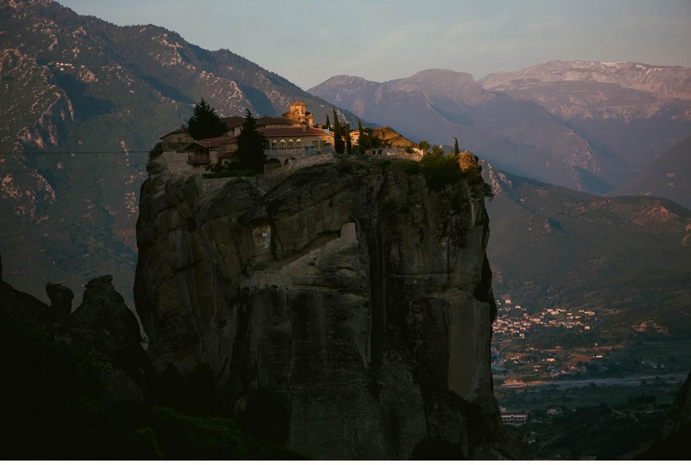 Meteora - Kalambaka - Griechenland - Klöster_0592