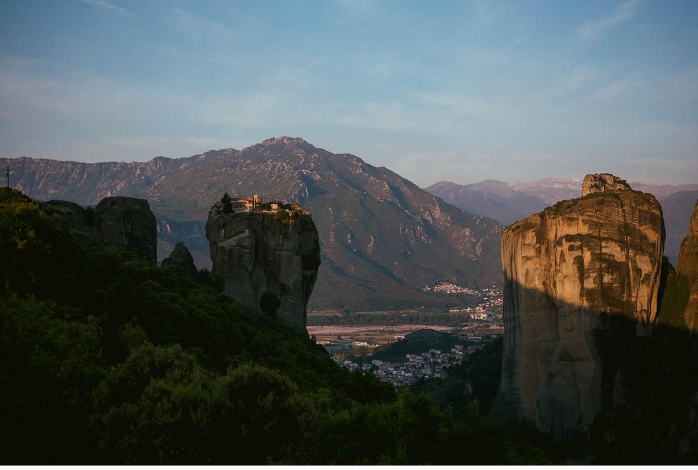 Meteora - Kalambaka - Griechenland - Klöster_0593