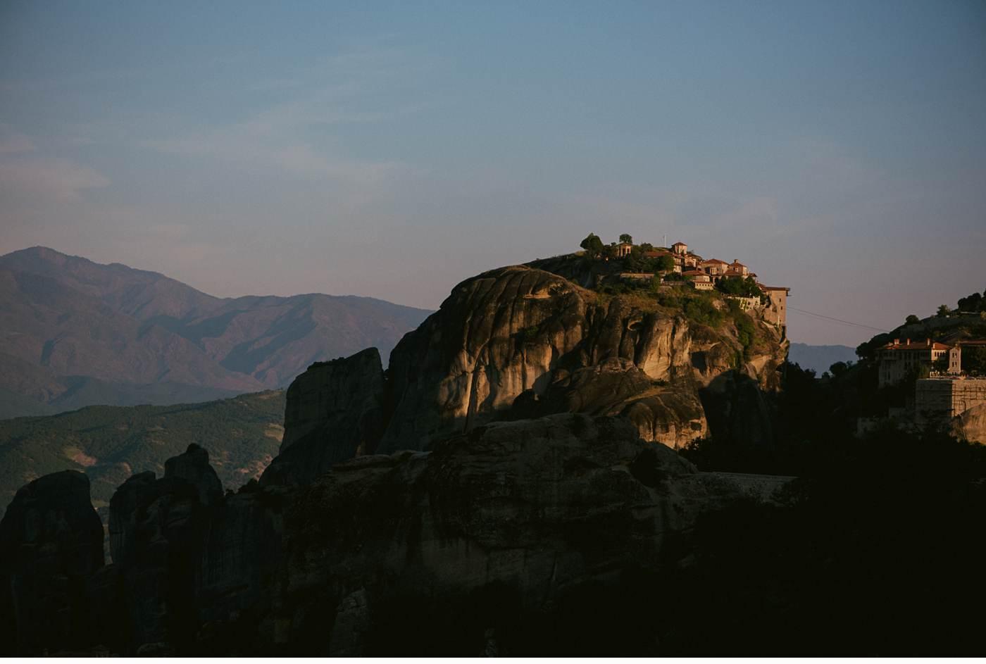 Meteora - Kalambaka - Griechenland - Klöster_0595