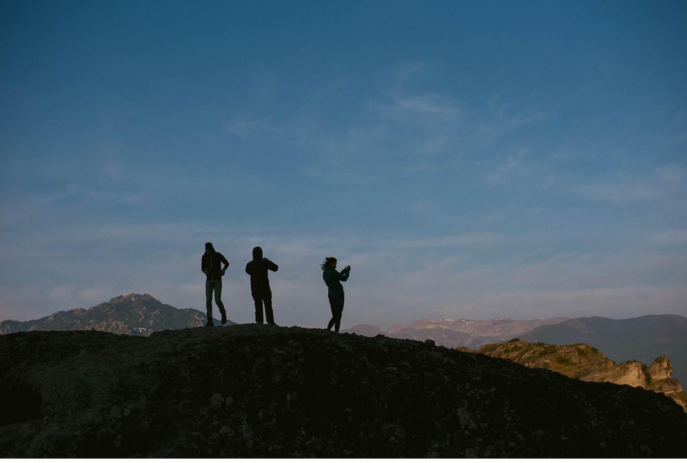 Meteora - Kalambaka - Griechenland - Klöster_0596