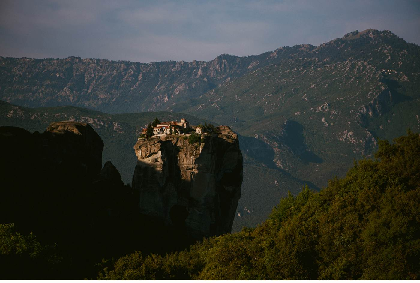 Meteora - Kalambaka - Griechenland - Klöster_0598