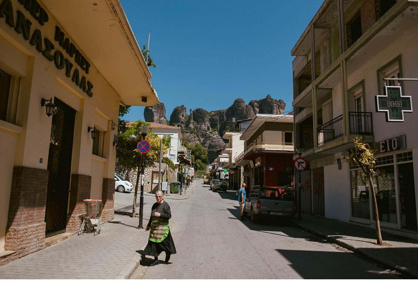 Meteora - Kalambaka - Griechenland - Klöster_0601