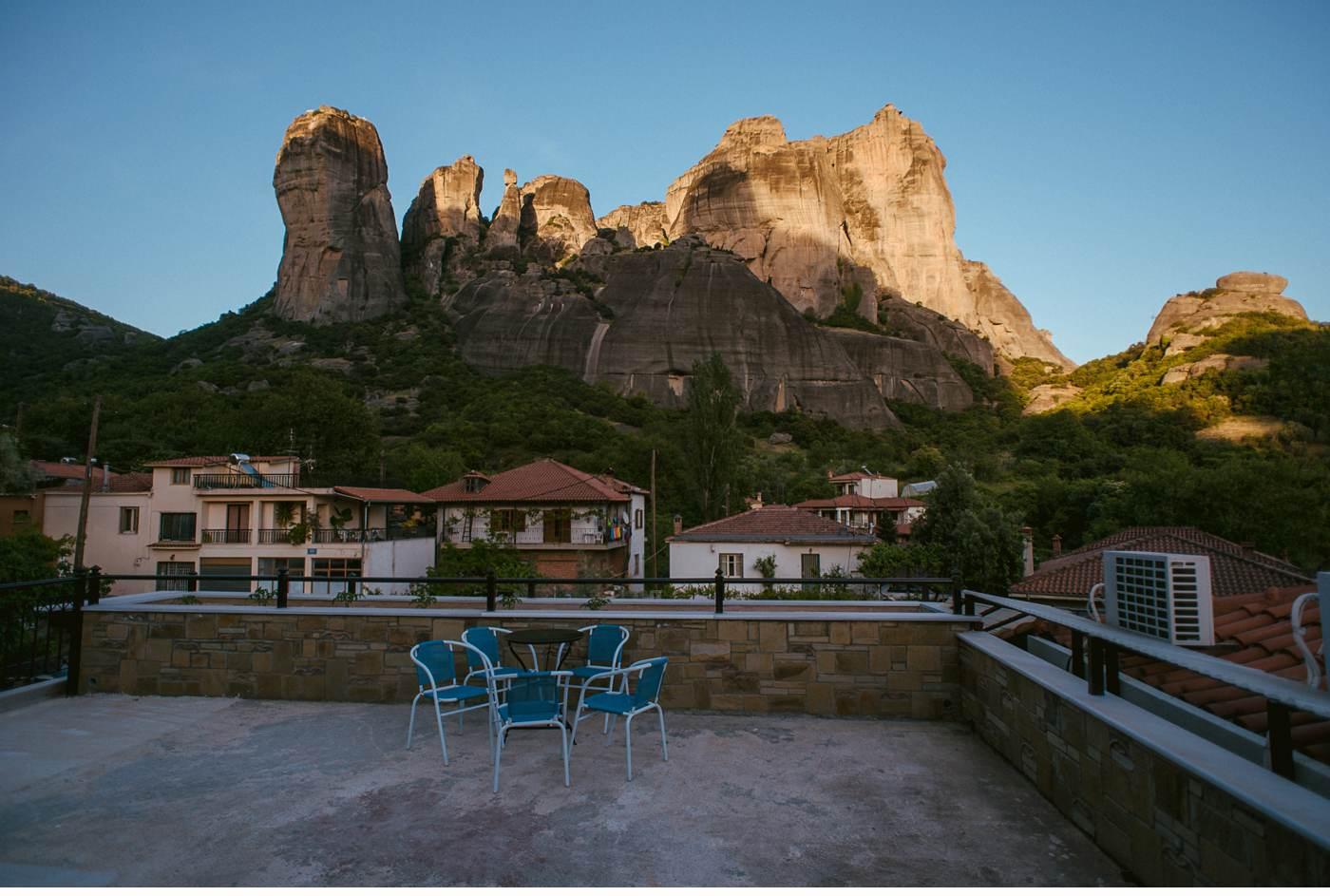 Meteora - Kalambaka - Griechenland - Klöster_0605