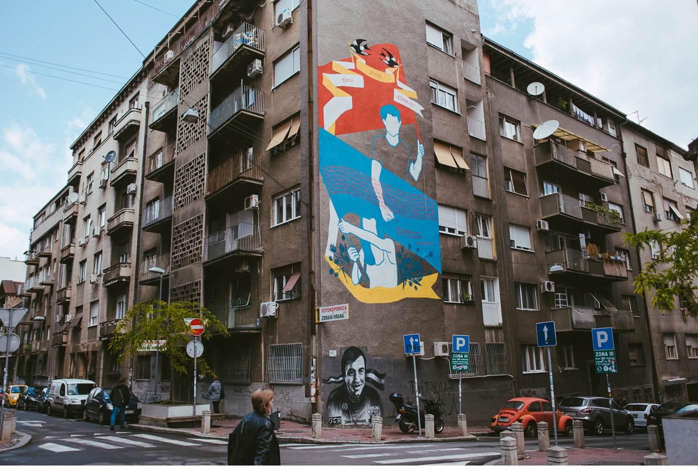 24 Stunden in der Hauptstadt von Serbien, Belgrad