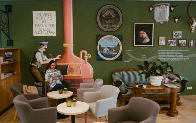 Wohlf hlwochenende im naturhotel forsthofgut salzburger land for Chiemsee design hotel