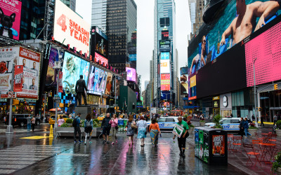Stopover – 12 hours in New York City