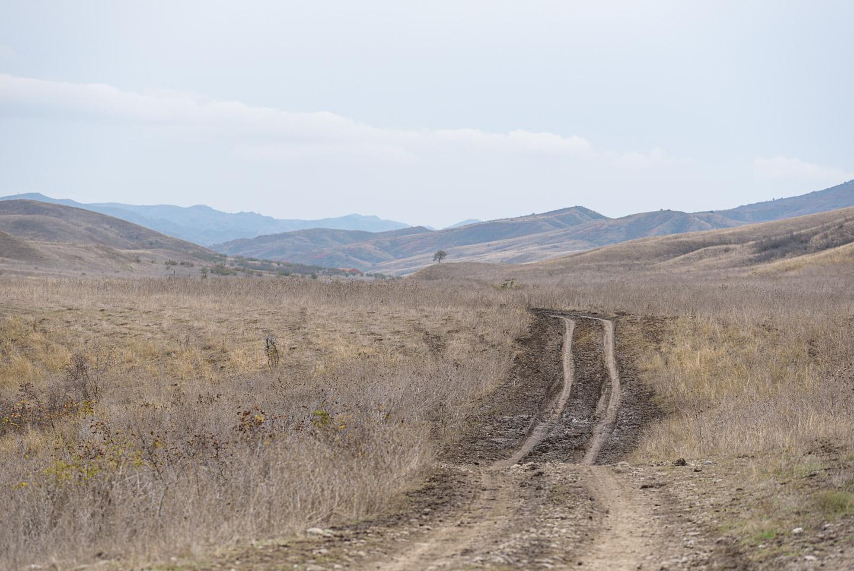 Roadtrip Georgien - Sighnaghi - Vashlovani - Prometheus Höhle Kutaissi-24