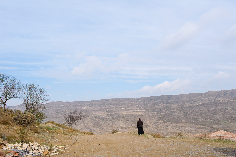 Roadtrip Georgien - Sighnaghi - Vashlovani - Prometheus Höhle Kutaissi-45