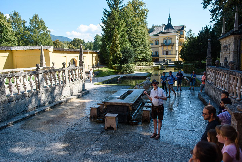 Tagesausflug nach Salzburg - Geschichten von unterwegs - Austria