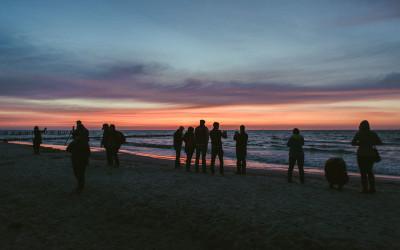 Zur Foto Convention nach Zingst an die Ostsee