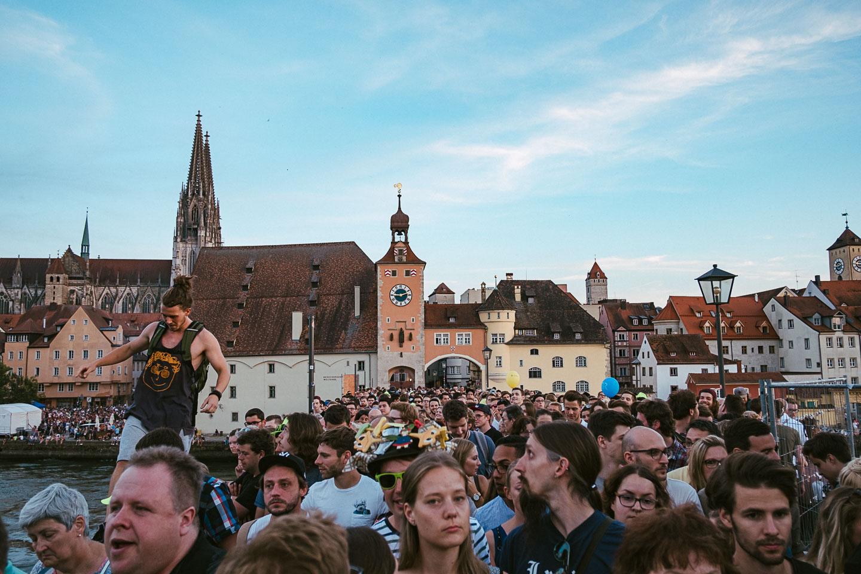 Bürgerfest Regensburg - Geschichten von unterwegs - Das online Reisemagzin-201