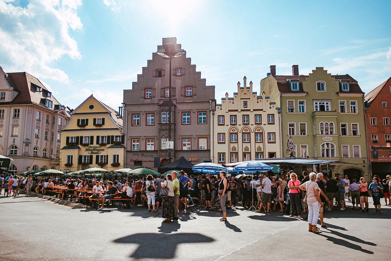 Bürgerfest Regensburg - Geschichten von unterwegs - Das online Reisemagzin-228
