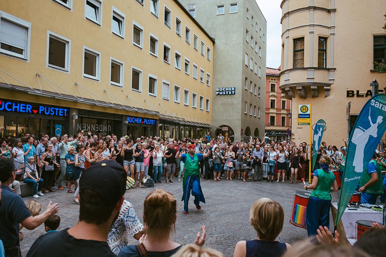 Bürgerfest Regensburg - Geschichten von unterwegs - Das online Reisemagzin-244