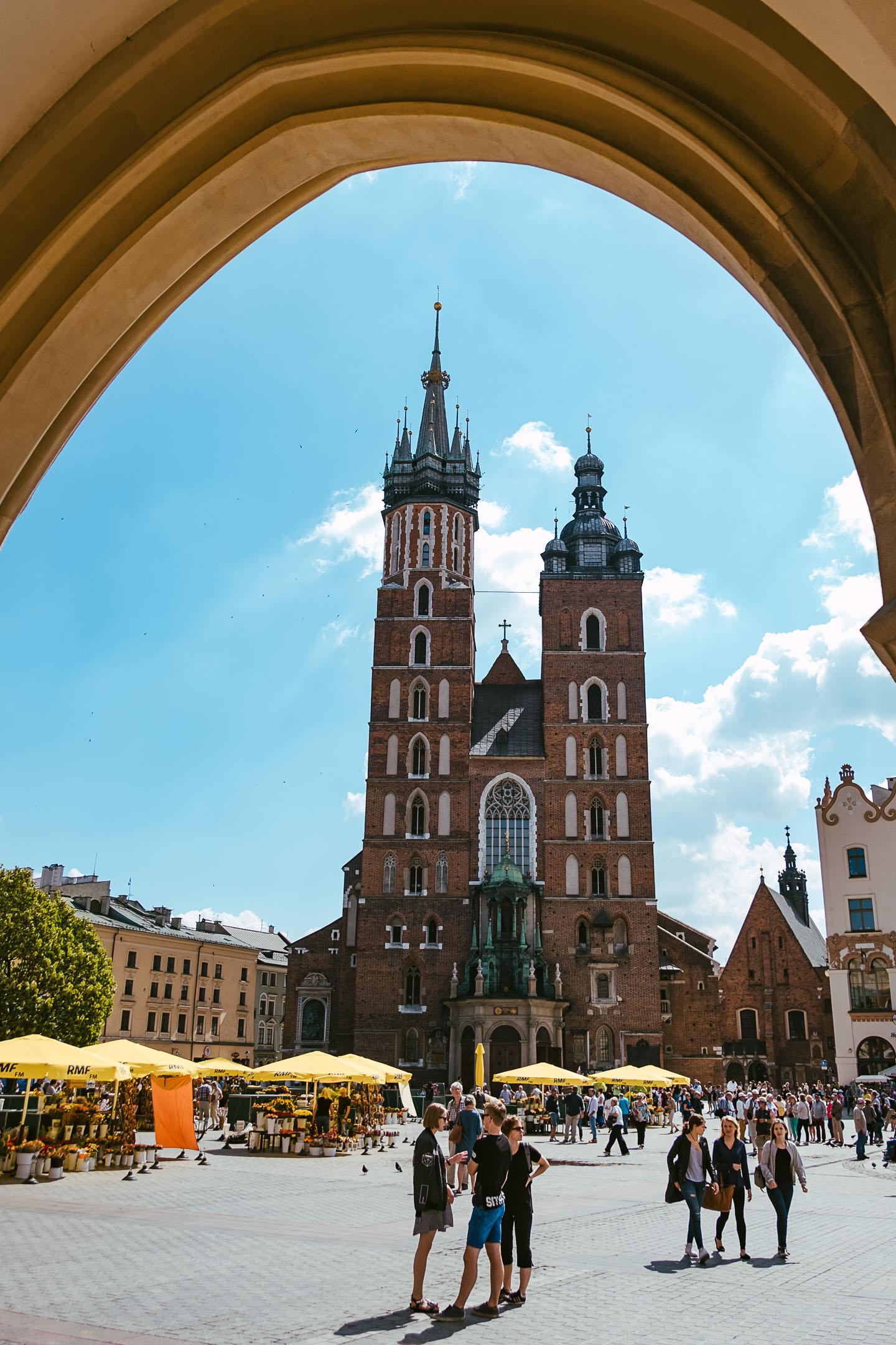 Trip to Krakau - Poland - Polen - UNESCO-232