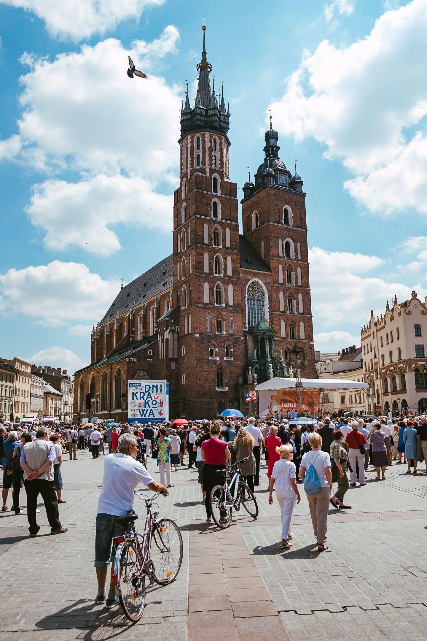 Trip to Krakau - Poland - Polen - UNESCO-311