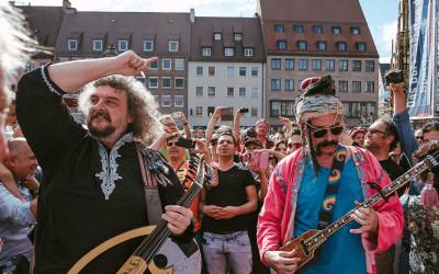 Bardentreffen in Nürnberg – Weltmusikfestival bei freiem Eintritt
