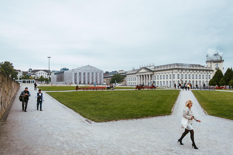 Documenta14 in Kassel - 2017 - Ausstellung - Kunst - Geschichten von unterwegs-22