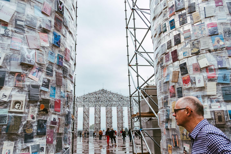 Documenta14 in Kassel - 2017 - Ausstellung - Kunst - Geschichten von unterwegs-3