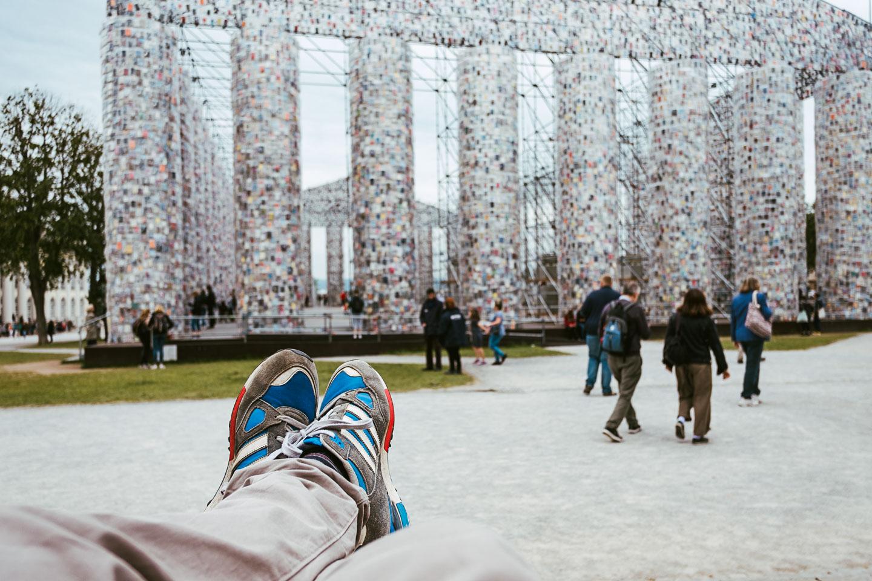 Documenta14 in Kassel - 2017 - Ausstellung - Kunst - Geschichten von unterwegs-34