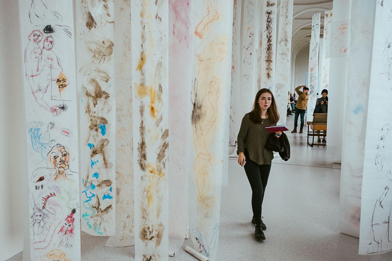 Documenta14 in Kassel - 2017 - Ausstellung - Kunst - Geschichten von unterwegs-40