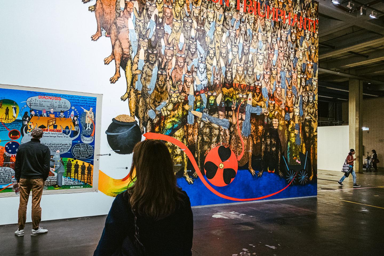 Documenta14 in Kassel - 2017 - Ausstellung - Kunst - Geschichten von unterwegs-51