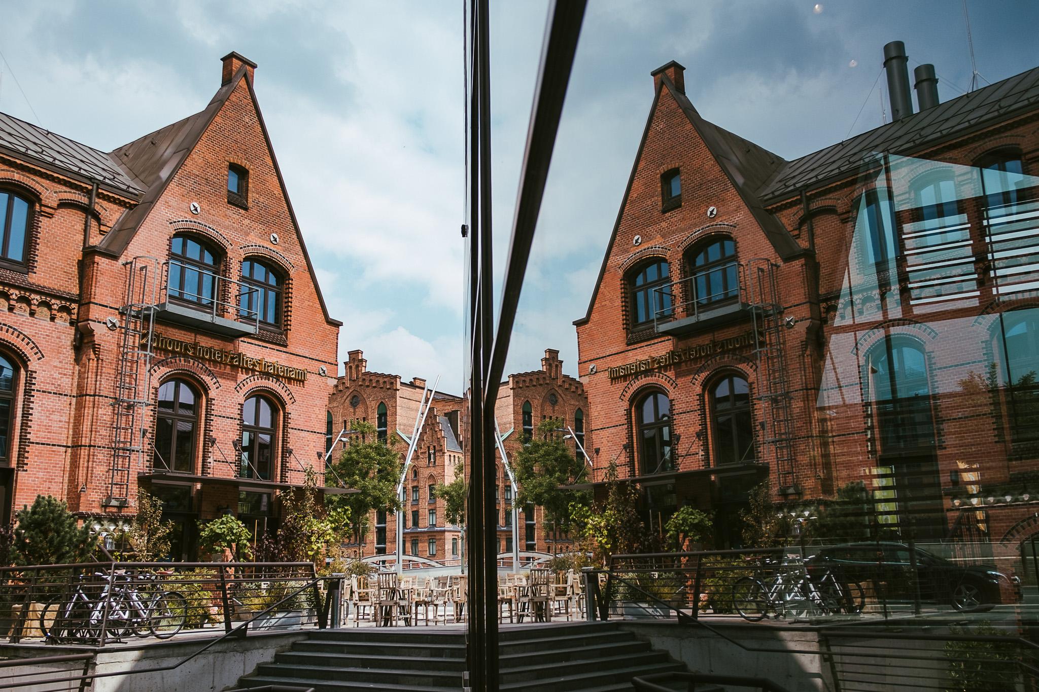 Hamburg - 25 hours Hotel altes Hafenamt - Geschichten von unterwegs-6
