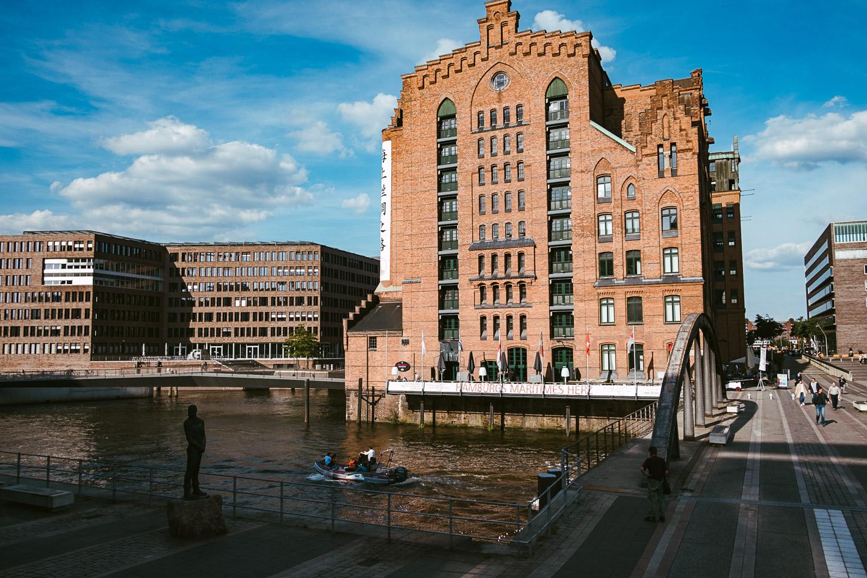 Hamburg - Geschichten von unterwegs - Hafencity - Germany-21