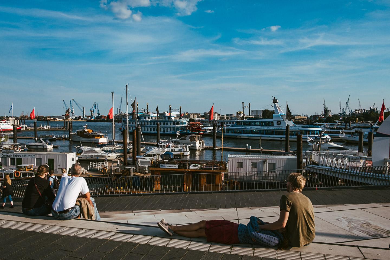 Hamburg - Geschichten von unterwegs - Hafencity - Germany-36