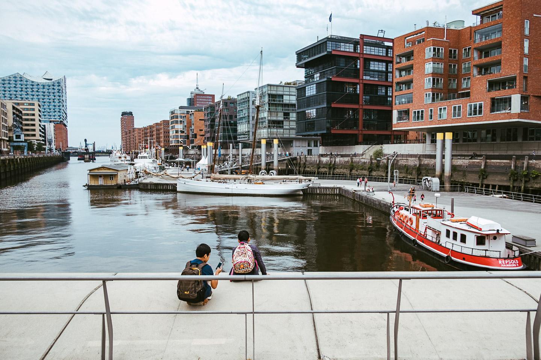 Hamburg - Geschichten von unterwegs - Hafencity - Germany-52