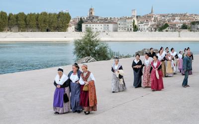 Arles und die Camargue – Provence