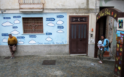 Riace  – Globales Dorf in Italien