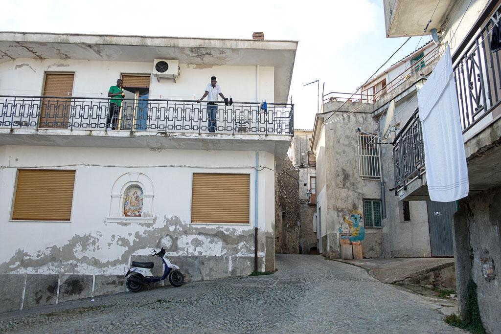 Riace - Camini - Calabria - Italien - Flüchtlinge - Integration-25