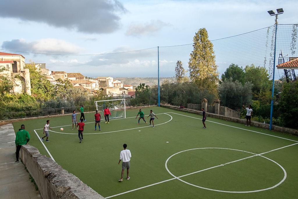 Riace - Camini - Calabria - Italien - Flüchtlinge - Integration-28