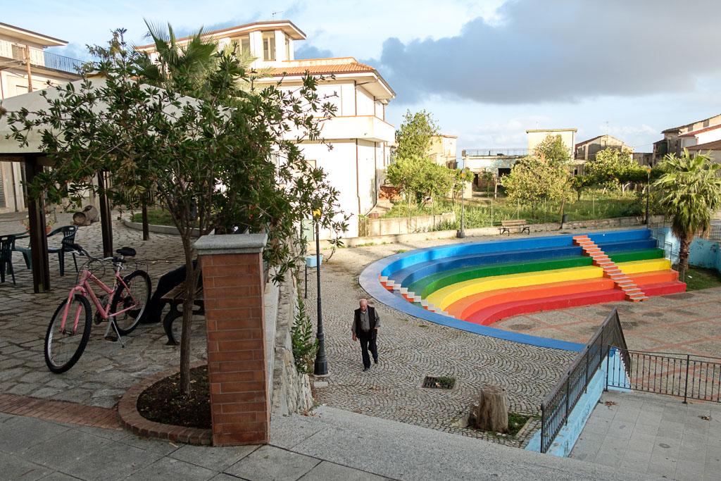 Riace - Camini - Calabria - Italien - Flüchtlinge - Integration-30