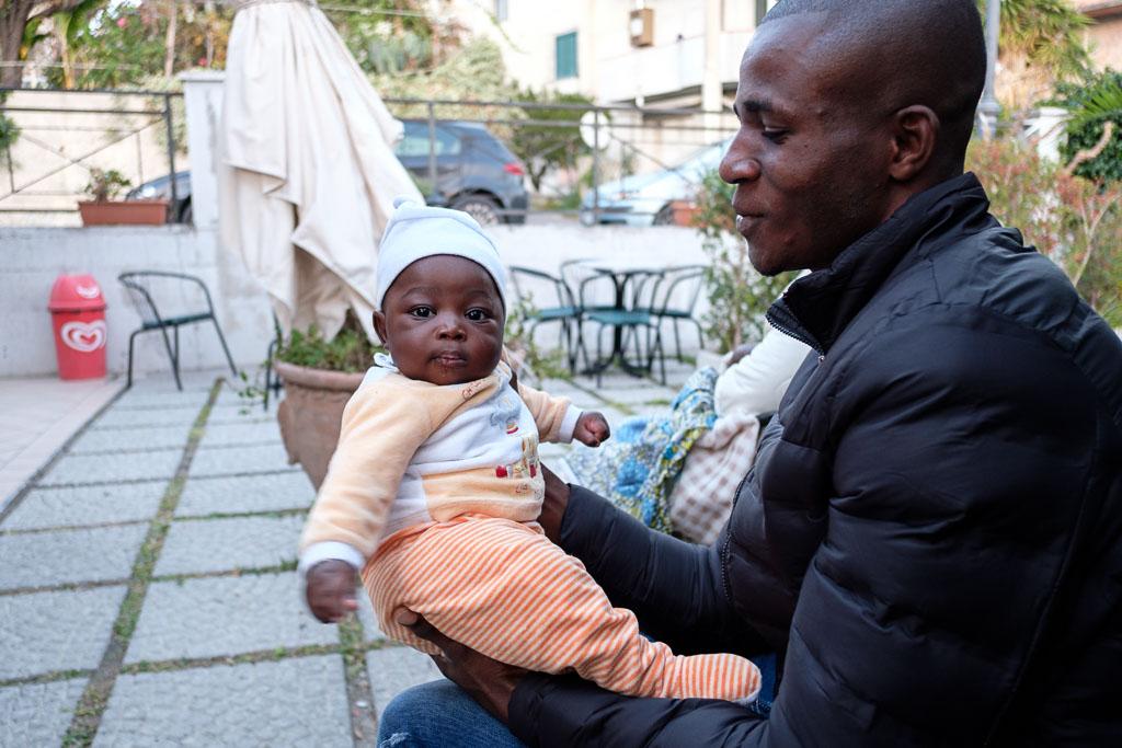 Riace - Camini - Calabria - Italien - Flüchtlinge - Integration-32